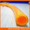 Boyau clair de jet de PVC d'orange
