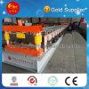 DACH-Fliese-Fußboden-Plattform-Rolle der Farben-Hky-688 Stahl, diemaschine bildet