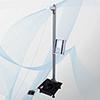 떨어지 다트 Impact 실험 방법으로 플레스틱 필름, 팩 시험기의 ASTM D1709 충격 저항--떨어지는 다트 충격 검사자