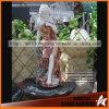 De Fontein van het Water van de steen met het Standbeeld van de Vrouwen van de Schoonheid in Tuin