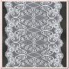DressのためのEmbroidered白い100%のインド人Cotton Lace Trim