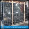 床タイルのための中国の黒い白かNero Marquinaの大理石の平板