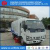Isuzu 4X2 preiswerter Vakuumstraßenfeger-LKW für Verkauf