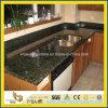 Bancadas pré-fabricadas da cozinha do granito de Verde Ubatuba
