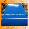 담궈지는 최신 냉각 압연된 최신 직류 전기를 통하는 Prepainted 색깔 입히는 물결 모양 강철 PPGI 루핑 금속 장 물자 ASTM