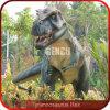 Im Freienspielplatz-Gerätzigong-lebhafter lebensgrosser Dinosaurier