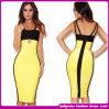 2014 сексуальных Wholesale Bandage Dress Bodycon Bandage Dress (b-822411)
