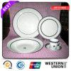 Line d'argento Porcelain Dinnerware in 20PCS