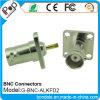Conetor coaxial dos conetores de BNC Alkfd2 para conetores de BNC