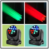 12*10W 크리 말 LED Beam Moving Head Zoom Stage Wash Light