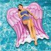 PVC膨脹可能な水泳は角度の翼を浮かべる