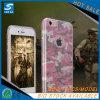 Caisse chaude de téléphone de la poudre 3in1 TPU de scintillement pour l'iPhone 7/7plus