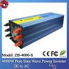 4000W 24V gelijkstroom aan 110/220V AC Pure Sine Wave Power Inverter