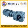 Reductor de velocidad del motor eléctrico de la caja de engranajes para el alzamiento de la construcción