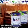 Huaxuan PU 높은 충만 착용 저항 광택이 없는 명확한 최고 외투 나무로 되는 가구 페인트