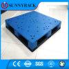 Pálete plástica resistente do HDPE do armazenamento do armazém da alta qualidade