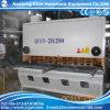 Горячее сбывание! Машина -25X2500 QC11y (k) гидровлическая (CNC) режа