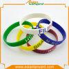 Projetar o bracelete colorido do silicone