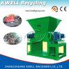 Trinciatrice gemellare dell'asta cilindrica Wt1400/trinciatrice di riciclaggio di plastica/tagliuzzatrice/smerigliatrice