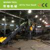 Película plástica da agricultura Waste do LDPE do HDPE que recicl a máquina