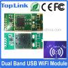 802.11 a/B/G/N 2.4G/5g à deux bandes USB ont inclus le mode doux de WiFi du support sans fil AP de module avec la FCC de la CE