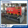 Máquina de corte da guilhotina hidráulica da placa de metal para a venda (QC11Y-16X2500)