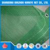 1.8X6m с сетью безопасности ремонтины HDPE пансионеров отверстий зеленой