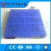 Industriële HDPE van de Opslag van het pakhuis Plastic Pallet