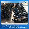 Подъем тележки сброса выдвигая гидровлический цилиндр