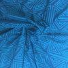 ткань печатание 88%Polyester 12%Spandex