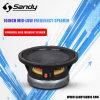 Het Systeem van de Spreker van het Woofer 10yk750 van de Spreker van de Mixer van DJ