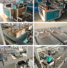 Bolso del chaleco de las compras de la película del PE del Doble-Color de Dfr-450*2 China que hace la máquina