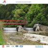 Ar personalizado & represa de borracha inflável enchida água como o projeto do cliente