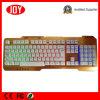 Bunte veränderbare Metalltaste verdrahteter Tastatur-Laptop/Computer
