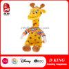 '' belle giraffe rectifiée de jouet bourrée par animal de dessin animé de la peluche 11