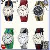 Yxl-140 reloj ocasional de la pulsera del diseño simple de la voga de la señora Dress Watch Nylon Nato de la correa de los relojes más calientes promocionales de las mujeres
