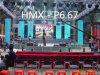 P6.67 광고를 위한 옥외 풀 컬러 LED 단말 표시 스크린