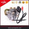 De Carburator van de motorfiets voor ViertaktGy6 50cc Motoronderdelen