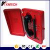 Telefono Emergency resistente all'intemperie Knsp-01 del microtelefono del telefono Emergency resistente del microtelefono