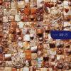 Het natuurlijke Shell van Juwelen Witte Vierkante Bouwmateriaal van het Mozaïek