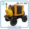 Motor diesel de la capacidad grande que prepara la bomba centrífuga con el Silencioso-Rectángulo