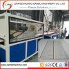 Máquina doble de la protuberancia del panel de techo del PVC del estirador de tornillo