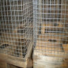 Aquakultur-Nettorahmen-KaninchenHutches