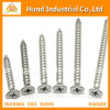 Acero inoxidable Phillips Csk Cabeza Sujetadores Tapping Screw