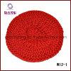 Chapéu vermelho bonito de angorá (W12-1)