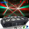 LED 8 Ojos 4 en 1 Spider iluminación principal móvil