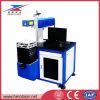Machine d'inscription de bouton de machine d'inscription de laser de CO2 de tube de laser en métal de rf