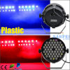 Hete Sale 54PCS*3W LED PAR Light/niet-Waterproof LED PAR Light