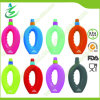 Private Label를 가진 500ml BPA Free Foldable Sports Water Bottle
