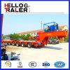 200のトンの頑丈なマルチ車軸油圧トレーラー